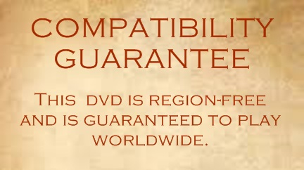 Your DVD will play great